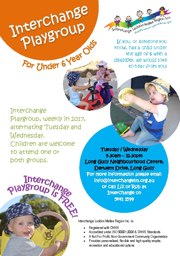thumbnail of Interchange Playgroup Flyer – with 2017 Calendar